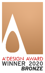 Bronze A Design Award 2020 Logo