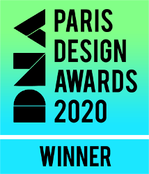 DNA Paris Design Awards 2020 Logo