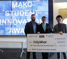 Mako Student Innovation Award