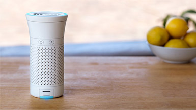 Wynd: Your Personal Smart Air Purifier