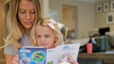 Moonlite: The Future of Bedtime Stories