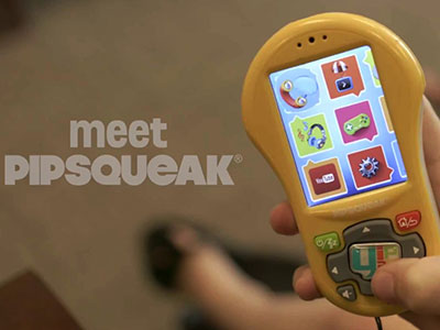 Product Design & Mechanical Engineering for Waterproof Children's Cell Phone