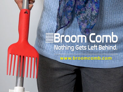 Broom Comb