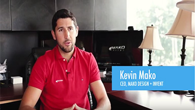 MAKO Launches the Official Company Video for Start-ups and Inventors