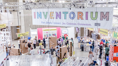 The Ontario Science Centre Inventorium