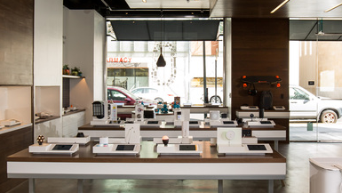 B8ta is Innovating the Retail Store Space
