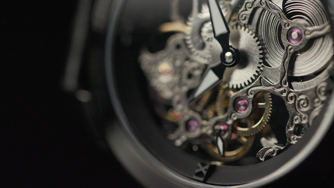 Our mechanical design firm helped create this luxury timepiece.