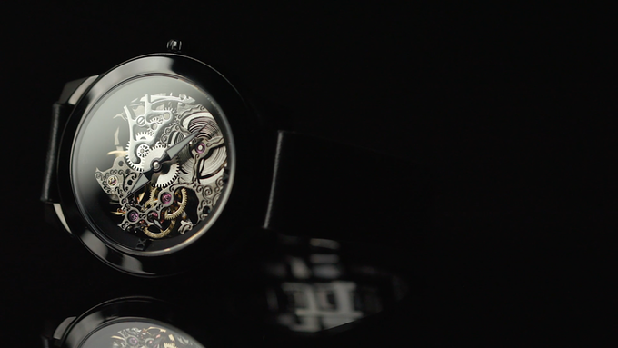 Our mechanical design firm brought to life the Bennetti Watch.