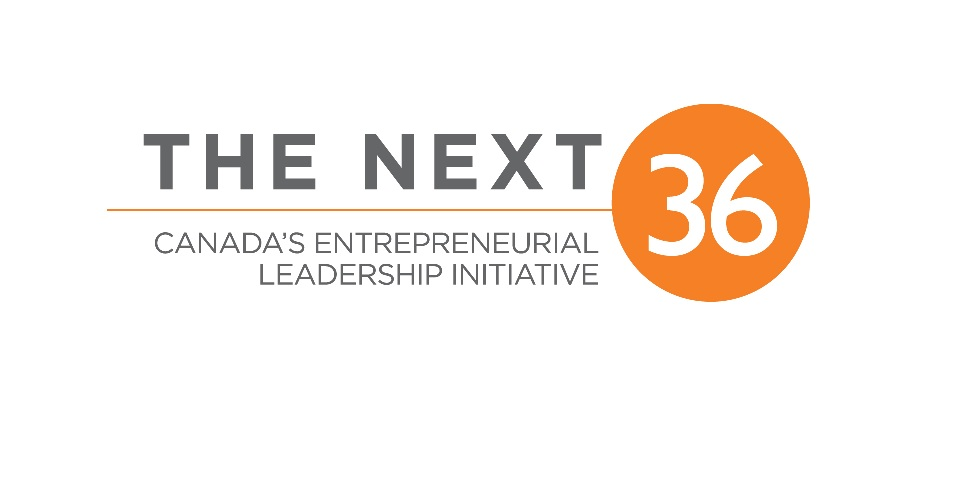 Our invention design company helps with Next 36 leadership initiatives.