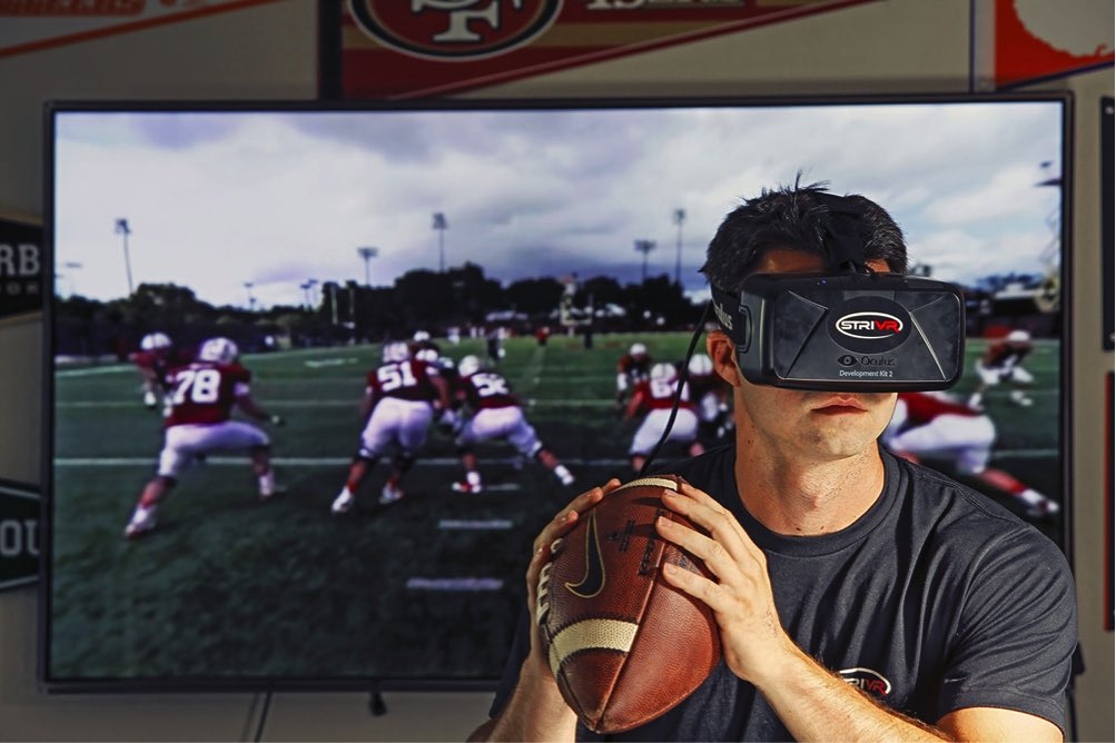 Virtual reality is changing wearable tech design.