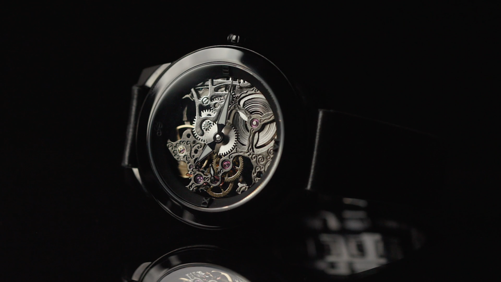 The luxury timepiece our product design studio brought to life.