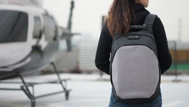 Wearable Designers Reinventing the Common Backpack