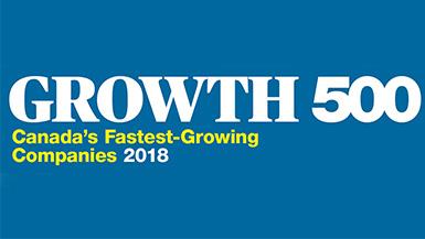 MAKO Named to the Prestigious Growth 500 Award