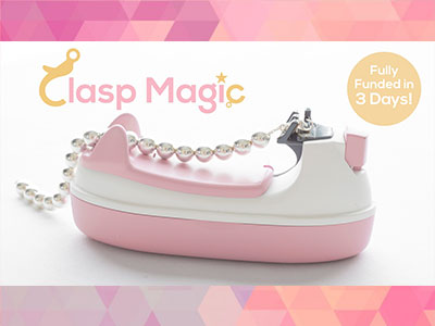 Clasp Magic Jewelry Device