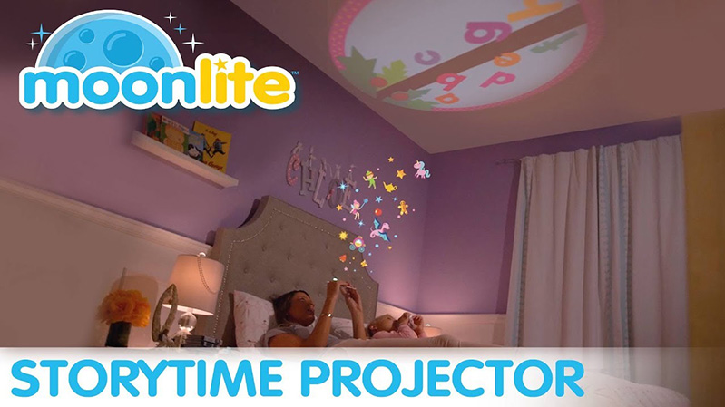 storytime-startup-projector