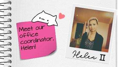 Meet Our Office Coordinator, Helen! #MeetMako