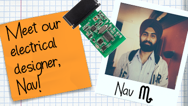 Meet our Electrical Designer – Navdeep! #MeetMako