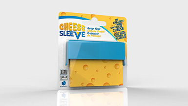 Client Spotlight: The Cheese Sleeve!