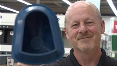 Mako Design Client Spotlight: Bob Ginther – The Tri-Plunger!