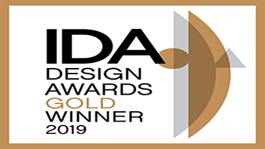 MAKO Wins IDA Int. Design Award for Moonlite!