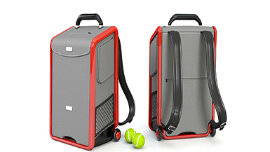 Mako Client Highlight: Rover Pack Hopper for Tennis Players