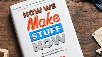 Mako Design's Top Book Recommendations for a Successful Product