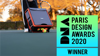 Mako Design Wins DNA Paris Award Grand Prix for the ROVER Packhopper!