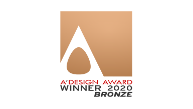 Mako Design Wins Bronze in the A' Design Awards for the Benetti Watch!