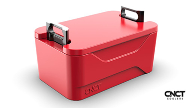MAKO Client Spotlight: the CNCT Cooler!