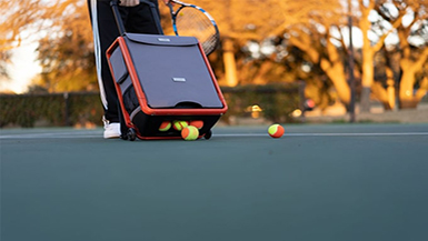 Innovative Tennis Products to Help Perfect Your Serve