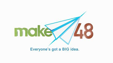 Catch Our Director of Design, Tim Uys, on the Latest Season of Make48, now Live!