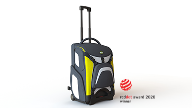 Mako Design Wins the Coveted Red Dot Award for Concept Design with the ROVER Packhopper!