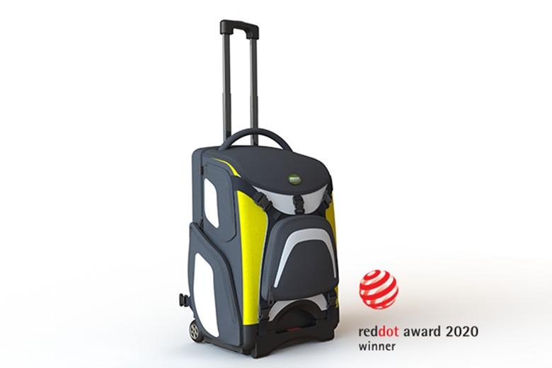 Mako Designs ROVER Packhopper Red Dot winner.
