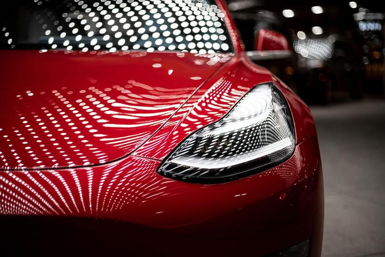 Tesla electric vehicle is the ultimate green invention design.