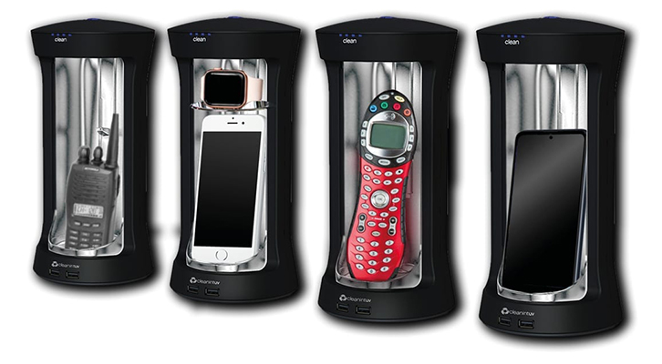 Cleanint-Cell-Phone-UV-Sanitation-Device-for-Home-Multi