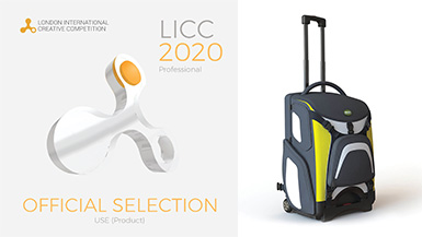 The ROVER Packhopper Awarded at the 2020 LICC