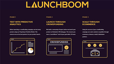 LaunchBoom: The New Way to Successfully Crowdfund