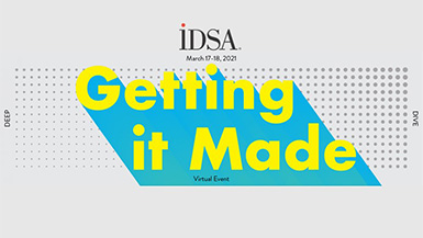 Our Director of Design and Sr. Industrial Designer Attend IDSA Getting it Made Deep Dive