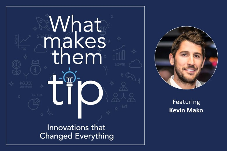 Innovative invention makers listen to the What Makes Them Tip podcast.