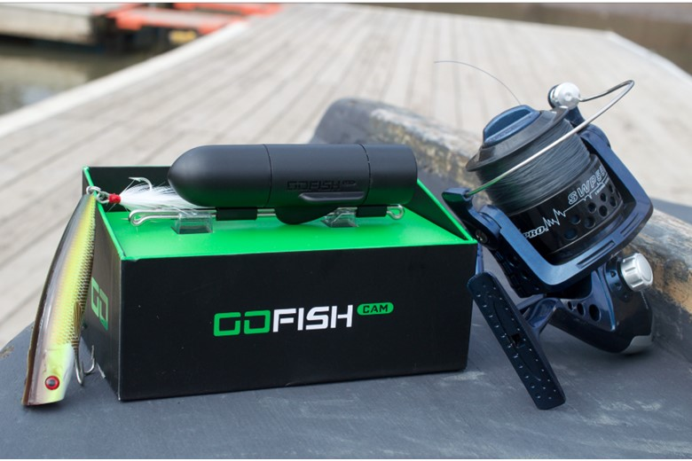 Example of a great simple design, GoFish camera.