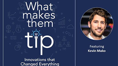 Kevin Mako Featured on What Makes Them Tip Podcast
