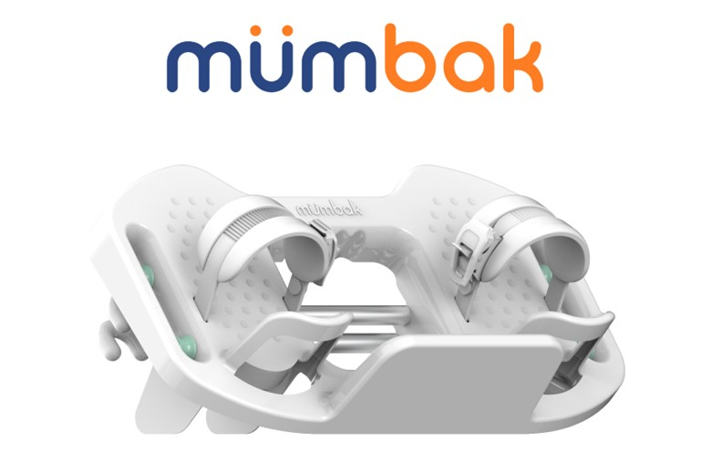 MAKO Design provides product design services for back pain for our client mumbak.