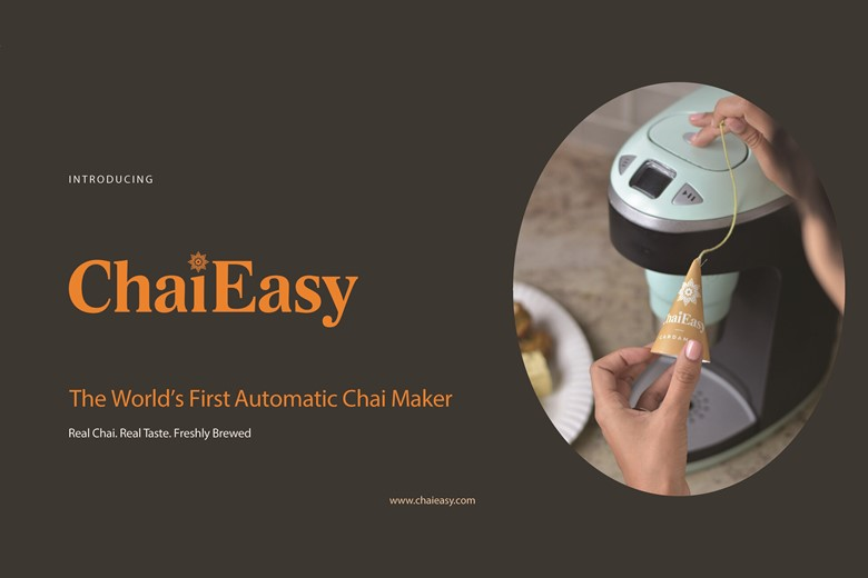 ChaiEasy Pitch Deck Cover