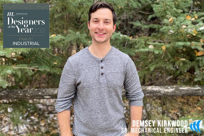 Demsey Kirkwood, on top industrial design consultants in Canada.