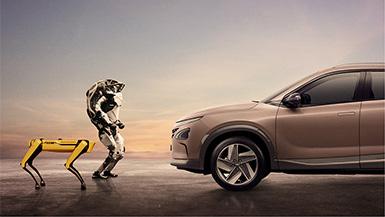 Hyundai Acquires The World-Renown Robotics Design Company Boston Dynamics