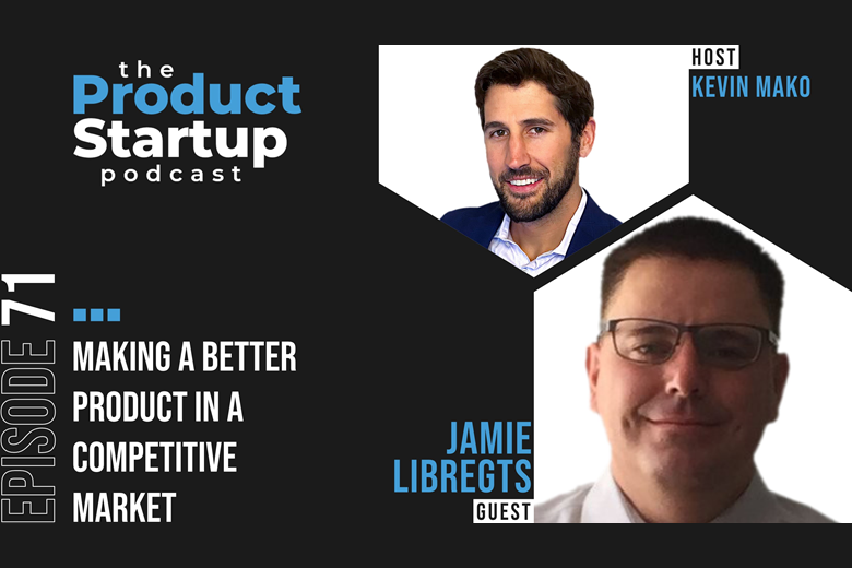 Our product development podcast: The Product Startup Podcast.