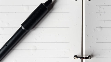 SL8: Waterproof Notebooks & Sketchbooks