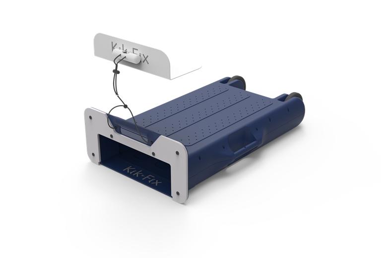 Invention design on TikTok: Kik-Fix